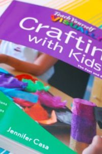 Crafting with Kids Book – Review and Giveaway