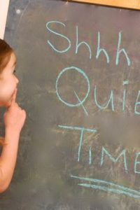 10 Sanity-Saving Activities for Quiet Time