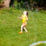 Wordless Wednesday — Sprinklers!!