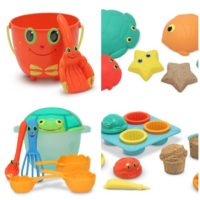 Giveaway — Melissa & Doug Sand Toys Prize Pack!!