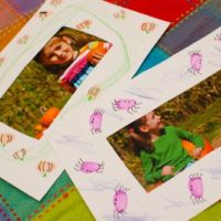 Quick Craft — Halloween Photo Frames