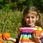 Sunday Snapshot — At the Pumpkin Patch