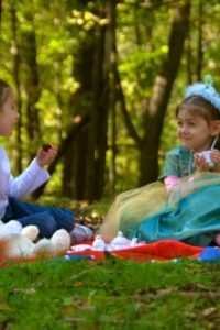 Wordless Wednesday – Teddy Bear Picnic