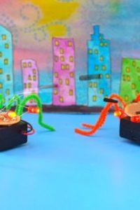 Blinkybug Invasion!
