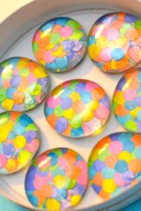DIY Glass Magnet Gift Sets