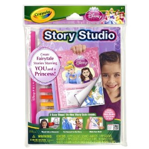 Giveaway Crayola Story Studio Inner Child Fun