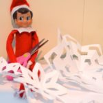 Sunday Snapshot — Elf on the Shelf