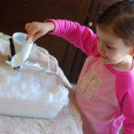 10 Winter Crafts & Activities for Tots