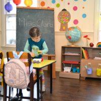 Cardboard Classroom