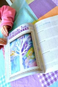 5 Art and Craft Projects to Celebrate Winter