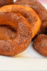 Super Quick Donuts