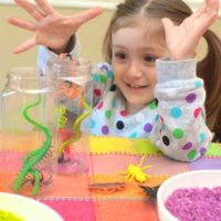 7 Creepy Crawly Crafts for Kids