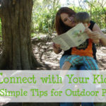 Connect with Your Kids — Outdoor Play