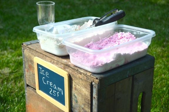 Cloud Dough Recipe