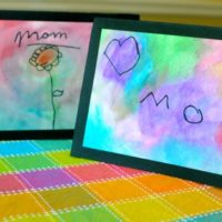 Guest Post by Mark – Hand Painted Cards
