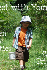 Connect with Your Kids: 50 Screen-Free Activities