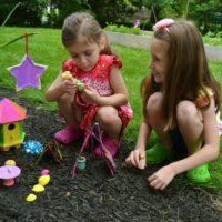 Building Fairy Houses