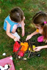 Connect with Your Kids: Camping …or Camp-In??