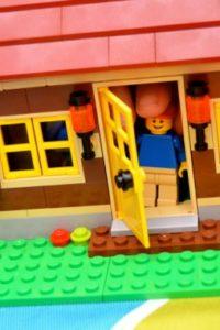 Sunday Snapshot — Lego Building Fun