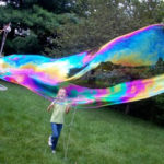 Summer Fun with Kids — Making Mega Bubbles
