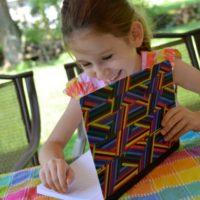 DIY School Supplies: Modern Notebooks