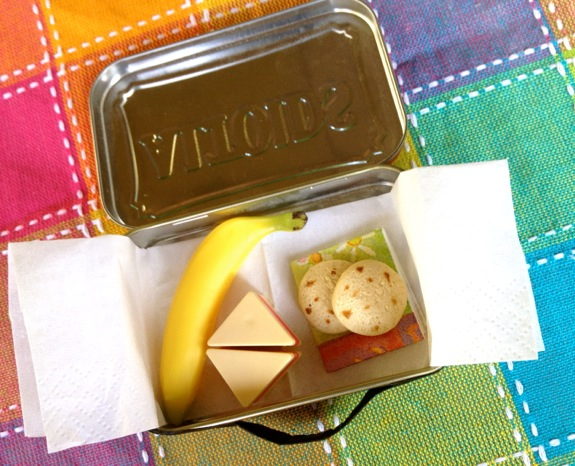 Diy Doll Lunch Box From A Mint Tin Inner Child Fun