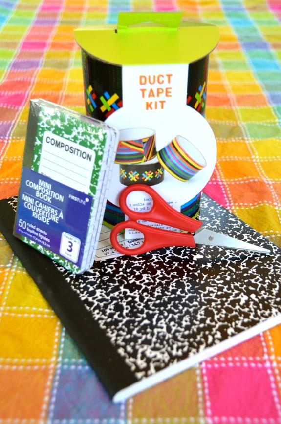 Modern Classroom Supplies ~ Diy school supplies modern notebooks inner child fun