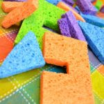 Make Your Own Sponge Blocks