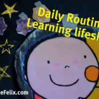 Daily Routines and Learning Life Skills