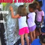 Learning to Clean with Messy Play