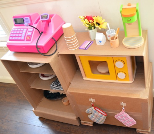 10 amazing toys you can make for your kids inner child fun for Kitchen crafts to make