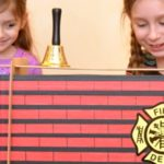 Weekend Project: DIY Cardboard Firehouse