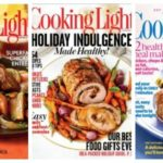 Cooking Light Magazine 2-for-1 Special