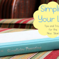 Simplify Your Life: Tips for the New Year