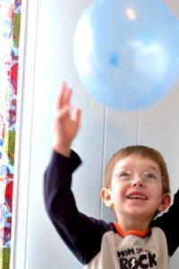 Learning in an Instant: Balloon Bop