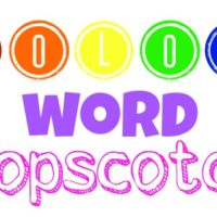 Learning in an Instant: Color Word Hopscotch
