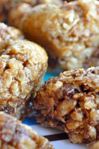 Crispy Rice and Oats (Healthier) Treats Recipe