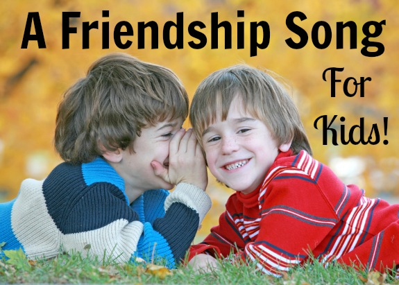 Friendship Song for Kids