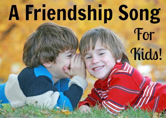 Friendship Song for Kids