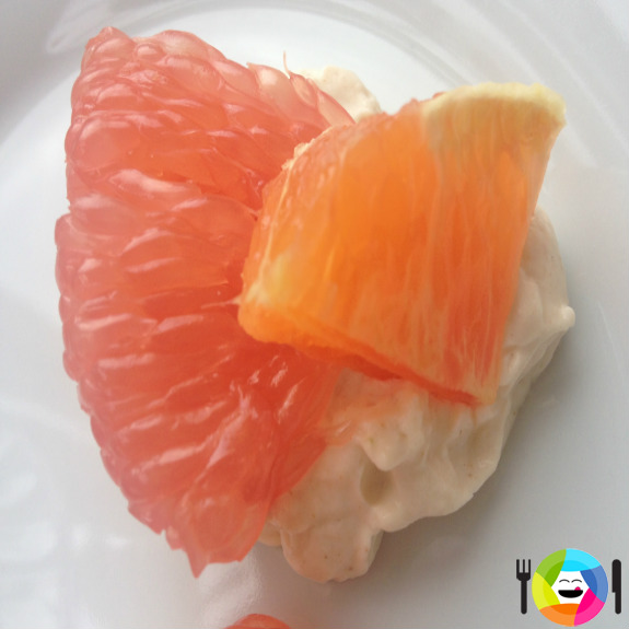 grapefruit fruit hors d'oeuvres