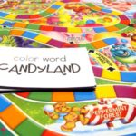 Candy Land Color Words