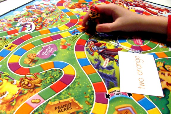 candy land color words - Candyland Pictures To Color