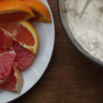 Delicious Honey Citrus Fruit Dip Recipe