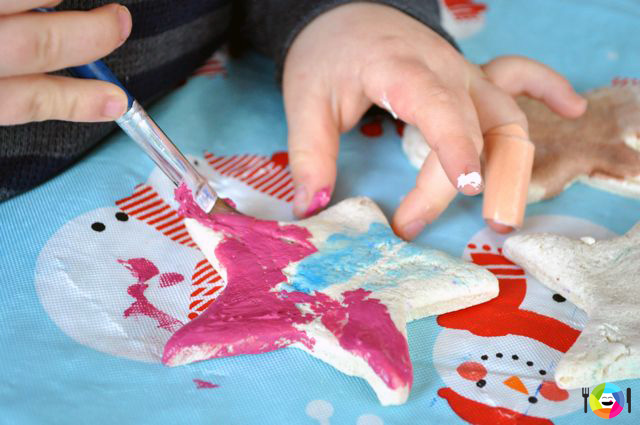 Painting Pretend Play Cookies