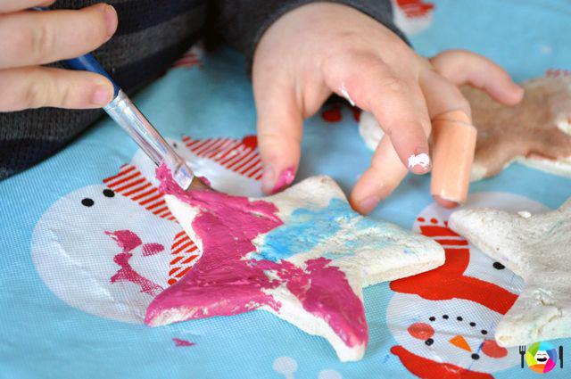 Painting Pretend Play Cookies