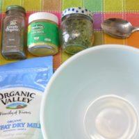 Potato Soup Mix In a Jar