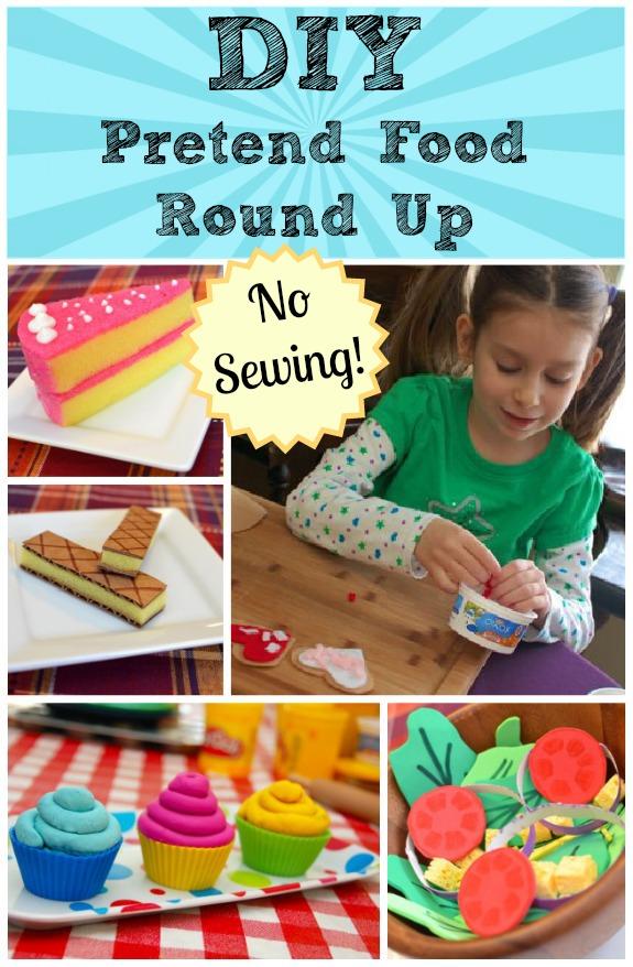 Diy Pretend Food Round Up Inner Child Fun