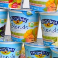 Giveaway: Stonyfield Blends Prize Pack!
