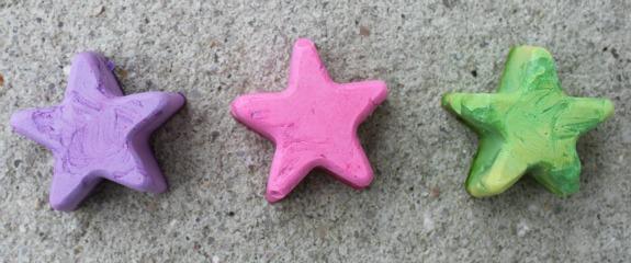 Sidewalk Chalk for Easter