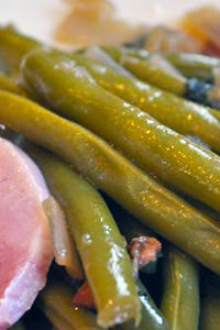 Southern Green Beans – A Recipe and Easter Story
